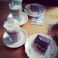 Photo taken at Café Vux by Suse K. on 3/31/2013