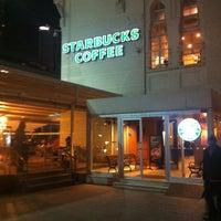 Photo taken at Starbucks by Samet E. on 2/18/2013