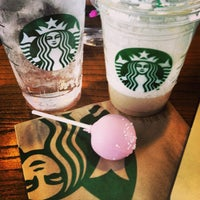 Photo taken at Starbucks by Jazmine D. on 6/22/2013