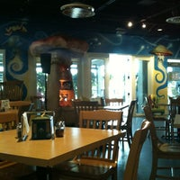 Photo taken at Mellow Mushroom by Bridget M. on 9/29/2012