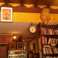 Photo taken at Art cafe by Olga Y. on 2/9/2013