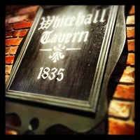 Photo taken at Whitehall Tavern by Chad K. on 12/23/2012