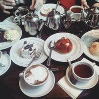 Photo taken at The Grand Café by Chrysa B. on 3/26/2015