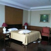 Photo taken at Gran Senyiur Hotel by Ario J. on 9/25/2012