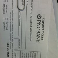 Photo taken at PNC Bank by Christina H. on 10/10/2012