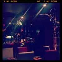 Photo taken at African Lounge by Miki H. on 10/11/2012