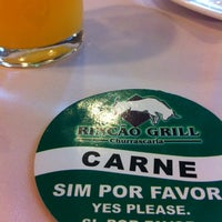 Photo taken at Rincão Grill by Jaqueline M. on 9/28/2012