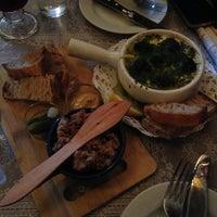 Photo taken at Sardin Bar och Tapas by Gennie K. on 7/12/2013