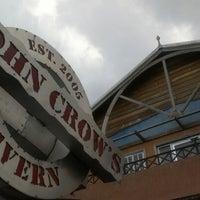 Photo taken at John Crow's Tavern by Nicholas M. on 12/8/2012