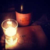 Photo taken at Café Chic by Svetlana S. on 1/10/2013