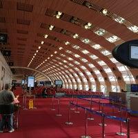 Photo taken at Paris Charles de Gaulle Airport (CDG) by Роман П. on 11/6/2013