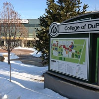 Photo taken at College of DuPage by Steve Z. on 3/8/2013