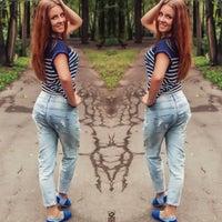 Photo taken at Чертаново by Света Б. on 8/8/2014