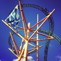 Photo taken at Busch Gardens Tampa by Kamylla A. on 11/26/2012