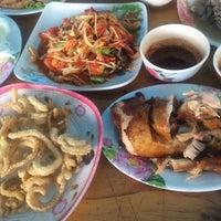 Photo taken at ร้านส้มตำภูไท by Thanakhom C. on 2/17/2016