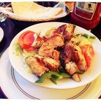 Photo taken at Steve's Greek Cuisine by Alaa on 10/26/2012