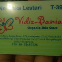 Photo taken at Vidiz Baniar Beauty Clinic by Tieka L. on 10/21/2012