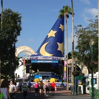 Photo taken at Disney's Hollywood Studios by Jackie C. on 7/23/2013