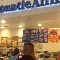Photo taken at Auntie Anne's by Josh v. on 8/31/2015