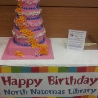 Photo taken at North Natomas Library by Robert B. on 1/5/2013