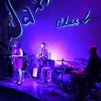 Photo taken at Saxn'art Jazz Club by Zondug K. on 5/29/2016