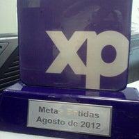 Photo taken at XP Investimentos by Maria Alexandra A. on 9/20/2012