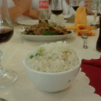 Photo taken at Restaurant Casa China by Anabella H. on 12/28/2012