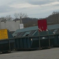 Photo taken at Hillsboro High School Recycling Drop-off Site by NRWO on 2/10/2013