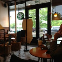 Photo taken at Starbucks by Gennady A. on 6/7/2013