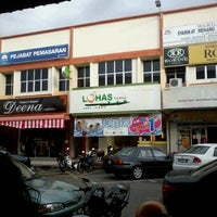 Photo taken at Lohas Tea Shop (Bubble Milk Tea) by Syazary S. on 9/14/2012