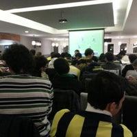 Photo taken at Speed Cafe by Ibrahim M. on 12/16/2012