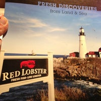 Photo taken at Red Lobster by Debbie on 3/25/2013