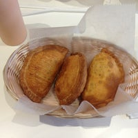 Photo taken at Lito's Empanadas by Karari K. on 7/15/2013