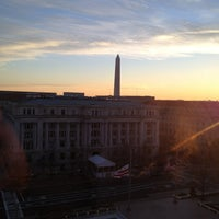 Photo taken at JW Marriott Washington, DC by Lisa D. on 12/23/2012