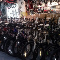 Photo taken at Belda Bicycles by Maca M. on 4/9/2013