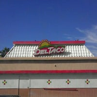 Photo taken at Del Taco by Deshaune B. on 10/8/2012