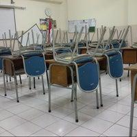 Photo taken at SMAK 2 BPK Penabur by Winne W. on 1/24/2013