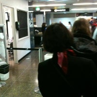 Photo taken at Concourse S Terminal by Saed A. on 12/1/2012