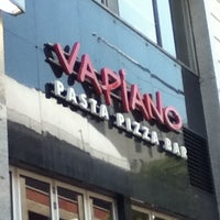 Photo taken at Vapiano by Flavia S. on 9/14/2012
