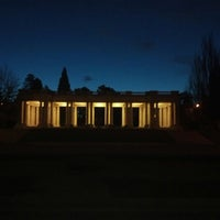 Photo taken at Cheesman Park by Casey D. on 3/14/2013