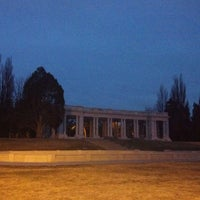 Photo taken at Cheesman Park by Casey D. on 2/20/2013