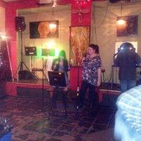 Photo taken at Lizard's Liquid Lounge by Michael N. on 12/16/2012