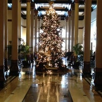 Photo taken at The Driskill by Bruce M. on 12/18/2012