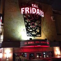 Photo taken at TGI Fridays by Michael S. on 2/7/2013
