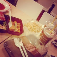 Photo taken at KFC / KFC Coffee by evieWilly p. on 9/15/2012