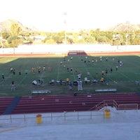 Photo taken at Saguaro High School by Hannah R. on 9/20/2013