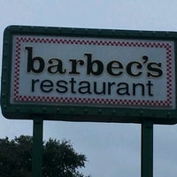 Photo taken at Barbec's by Nadine M. on 9/15/2012