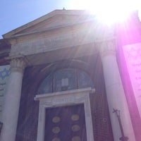 Photo taken at Temple Beth Emeth v'Ohr Progressive Shaari Zedek by Michael R. on 5/4/2013