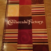 Photo taken at The Cheesecake Factory by Mona L. on 3/2/2013