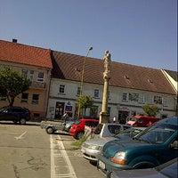 Das Foto wurde bei Bílkove Humence von Werika K. am 9/17/2012 aufgenommen